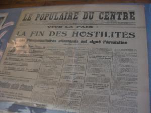St-Yrieix expo 14-18, Le populaire du centre