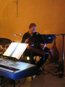 Concert à l'Ehpad St-Yrieix 2