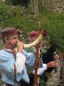 fête médiévale de lastour musiciens 77