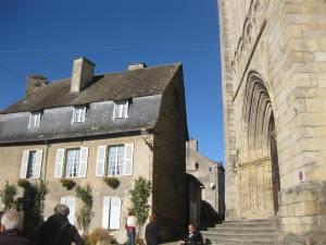 Place du Moustier St-Yrieix