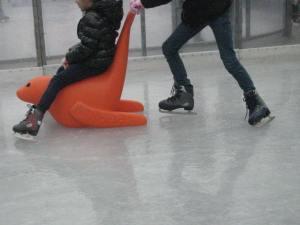 Carla et le pingouin