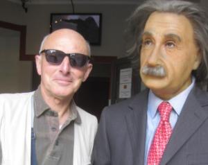 Ma rencontre avec Einstein à Rome
