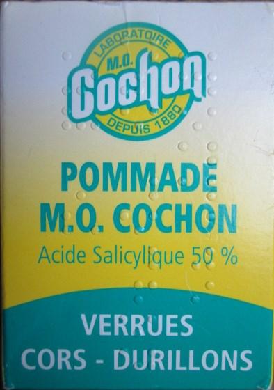 pommade M.O. Cochon