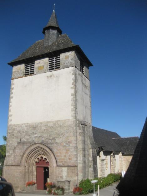 Eglise de Chamberet 2
