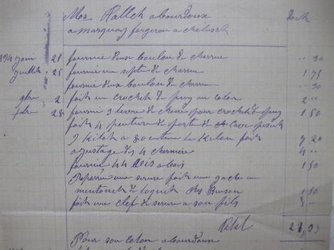 Livre de comptes 1882 2