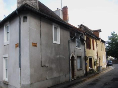 St-Yrieix rue des jardins