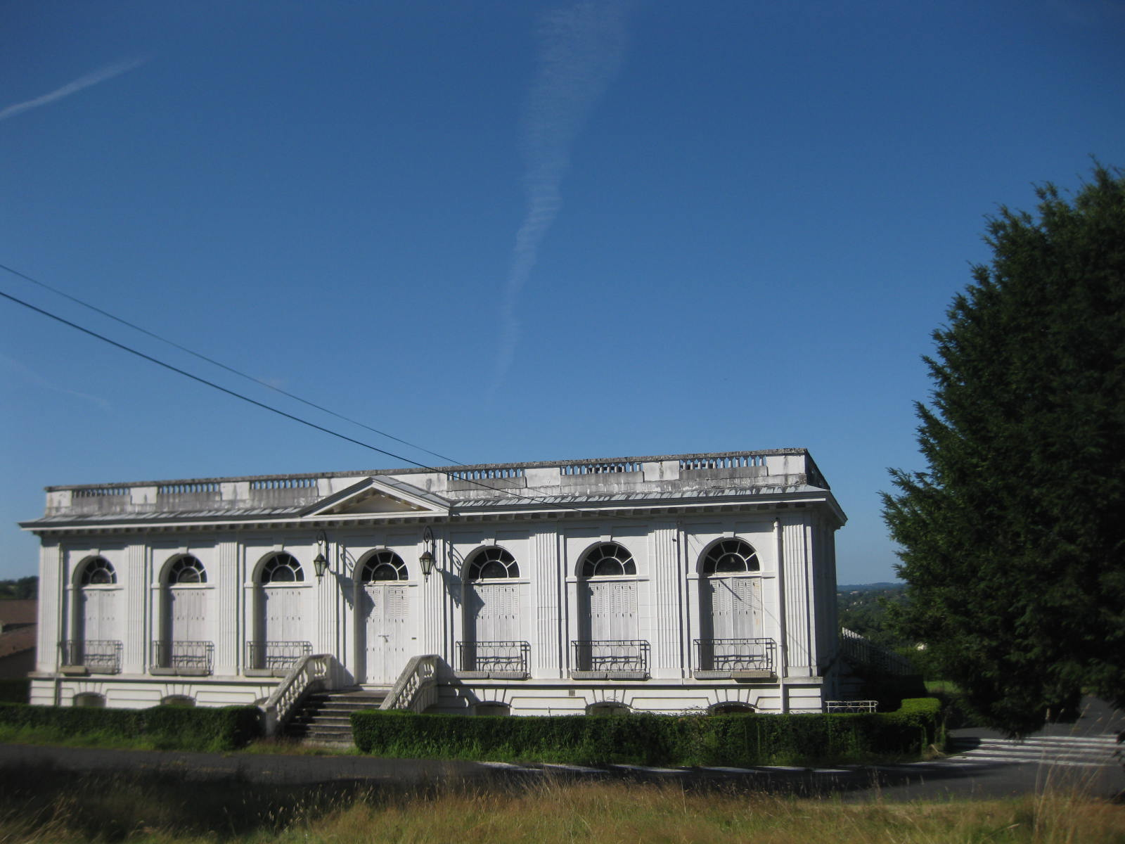 Jumilhac château d'Oche 1