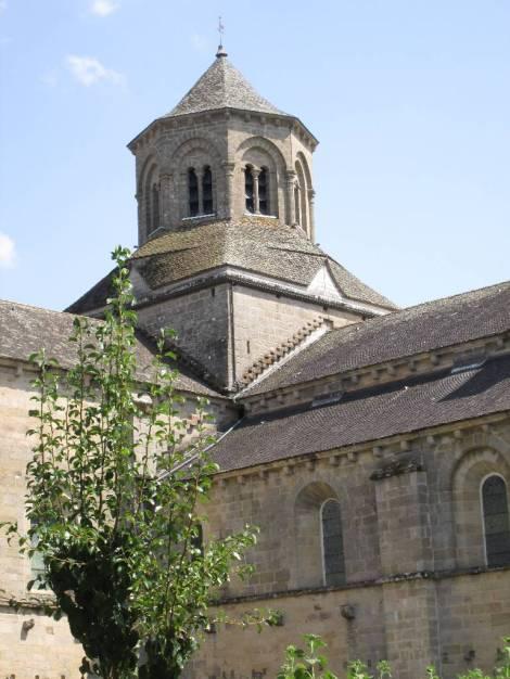 abbaye d'Aubazine 5