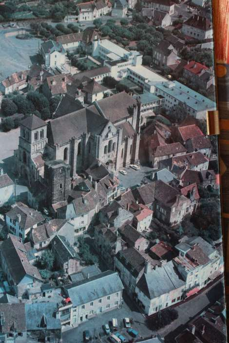 Vue aérienne Saint-Yrieix 4