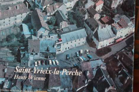 Vue aérienne Saint-Yrieix 6