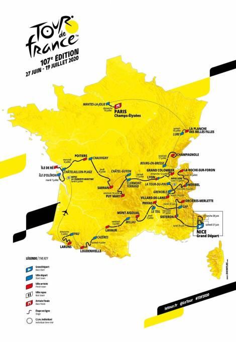 carte Tour 2020