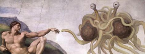dieu spagheti Pastafarisme