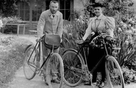 vélos des Curie